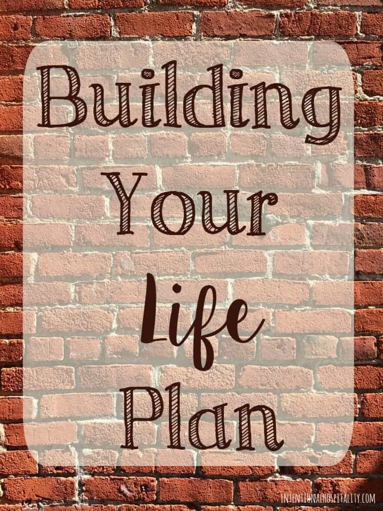Building Your Life Plan