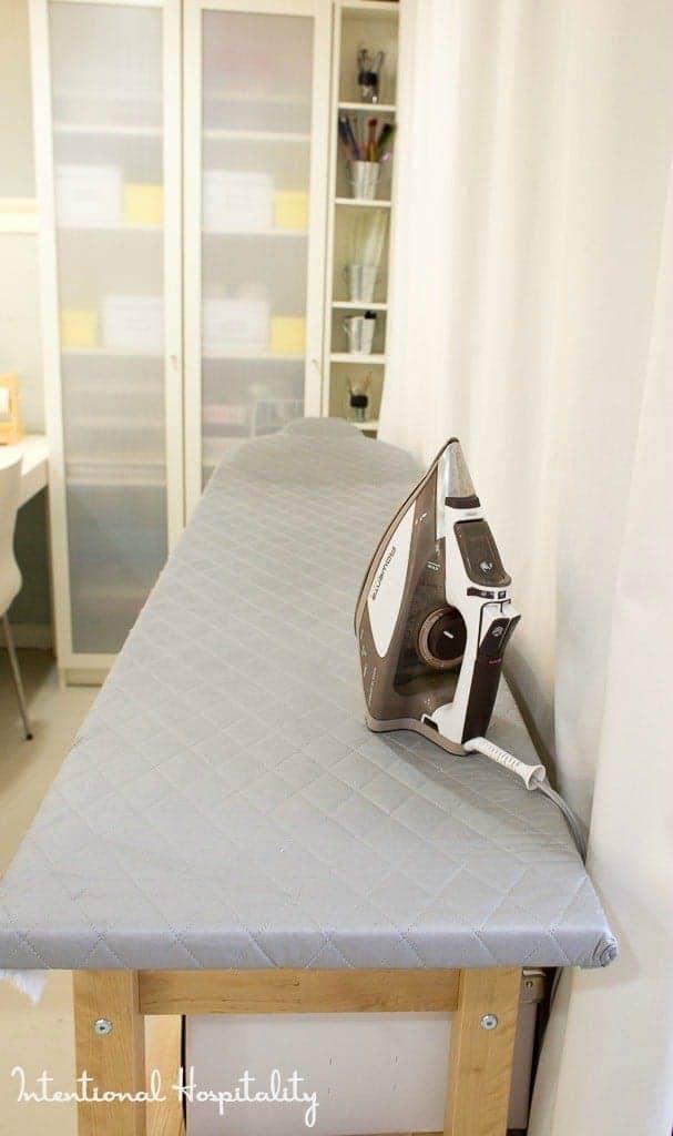 Ikea Hack Ironing Board