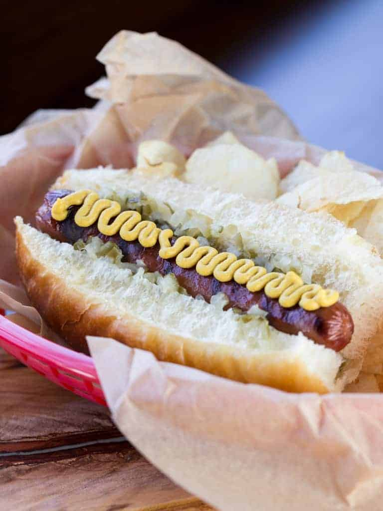 "This summer kick up your hot dogs on the grill by creating your own delicious homemad yellow mustard. It's quick, easy and you will be able to create gourmet mustards with unique twists of flavor that will have your guest asking, ""where did you get this great mustard sauce?"""