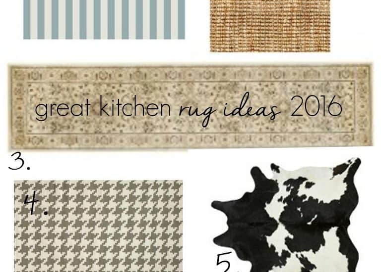 Great Kitchen Rugs for 2016
