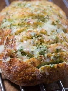 italian cheesy bread