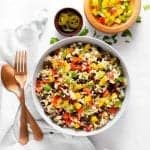Festive Mexican Rice Salad