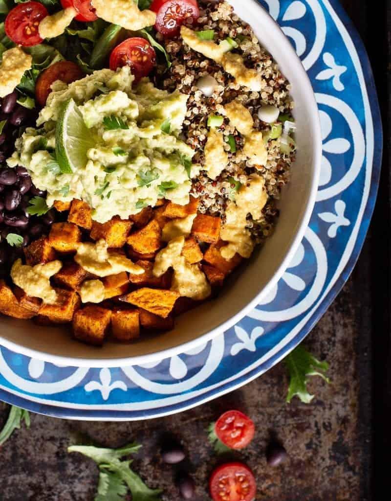 Cuban Quinoa Bowl