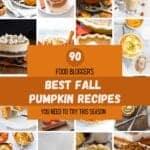 pumpkin recipe foods