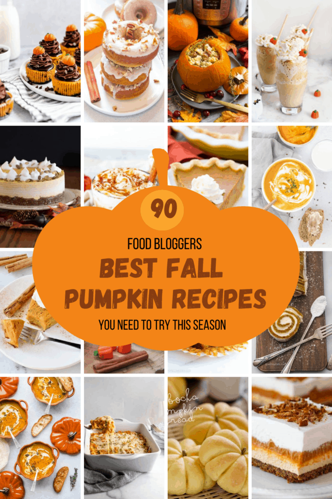 pumpkin recipe food pictures