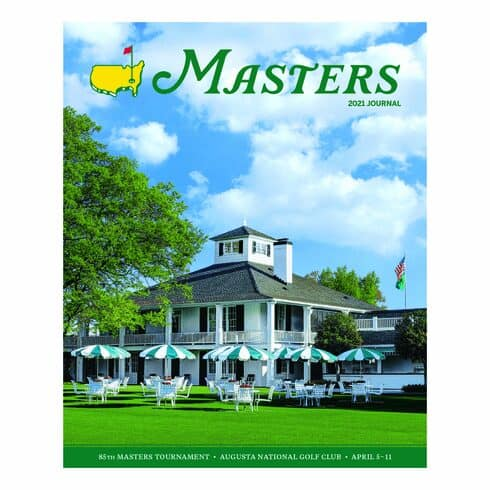 masters journal 2021