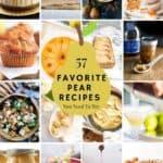 57 pear recipes