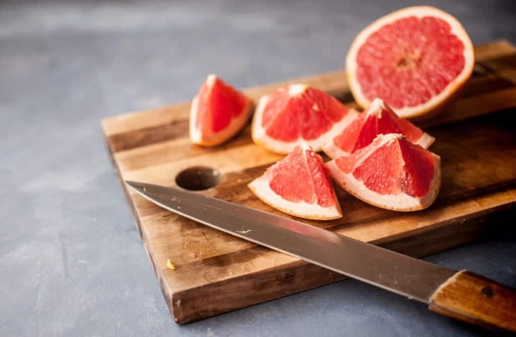grapefruit for Drinks That Help With Nausea