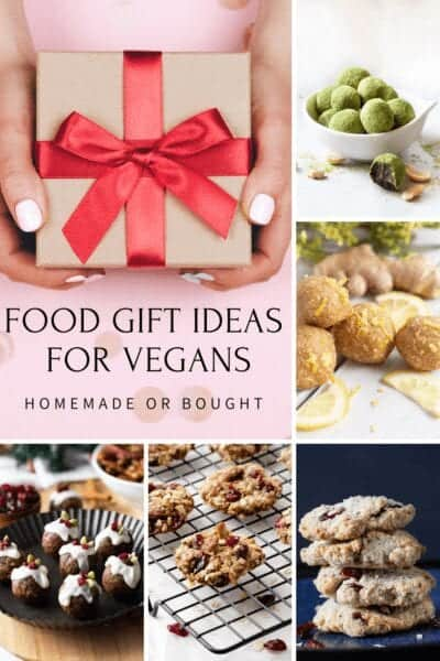 Vegan food gifts