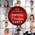 How to Host a Virtual Christmas Party