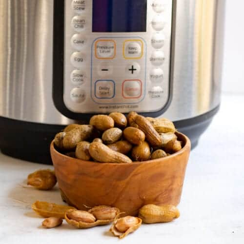 boiled peanuts by and Instant Pot