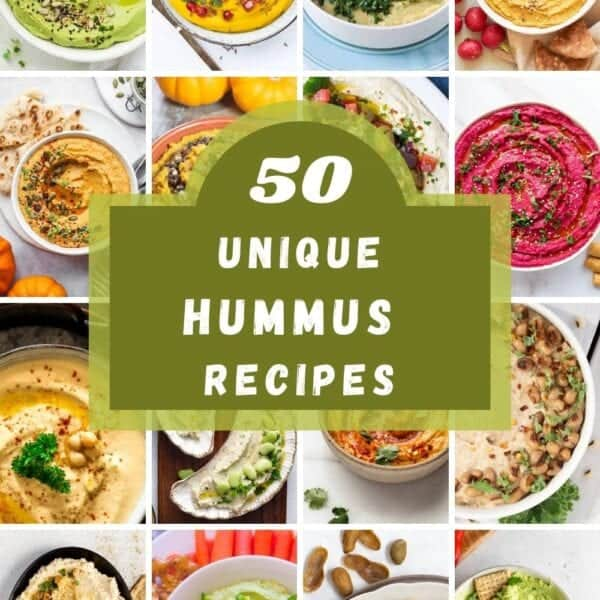 unique hummus recipes