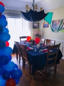 dinner party themes, 40 Dinner Party Themes