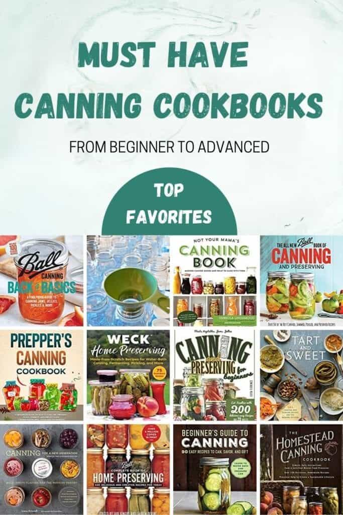 12 best books about canning pictures
