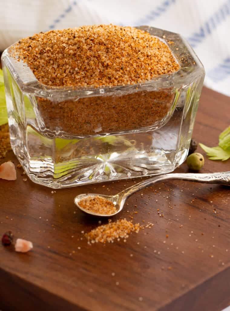 Seasoned Salt Recipe