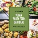 vegan food bar ideas