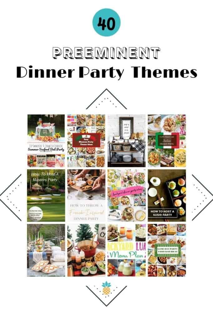 Themes For Parties dinner party themes with pictures of parties