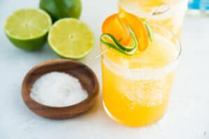 mexican dinner party margaritas