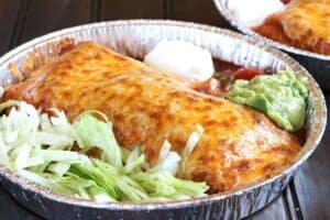 mexican dinner party food