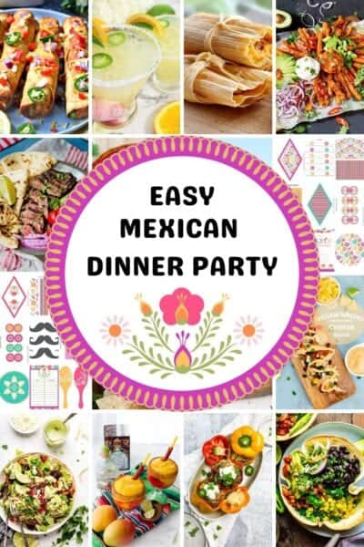 mexican dinner party DISHES OF FOOD IDEAS pictures of food