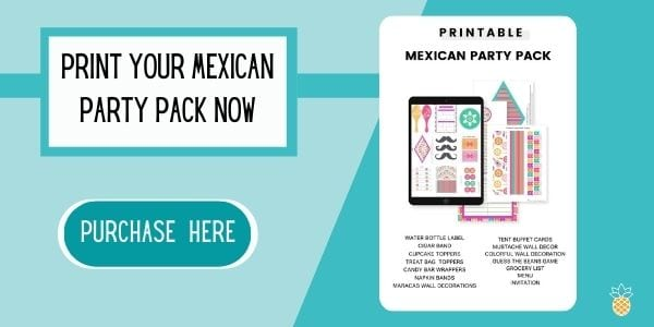 mexican printable party pack buy now button