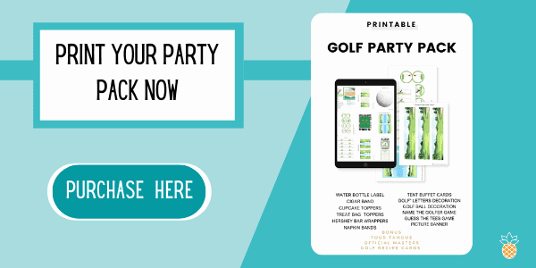 golf party back purchase button