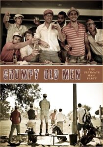 themes for parties grumpy old men
