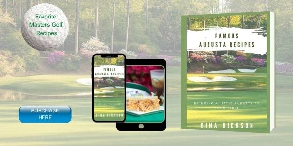 famous augusta golf recipes ebook