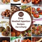 meatball appetizer recipes for party, 60 Easy Meatball Appetizer Recipes For A Party