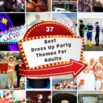 Best Dress Up Party Themes For Adults party images