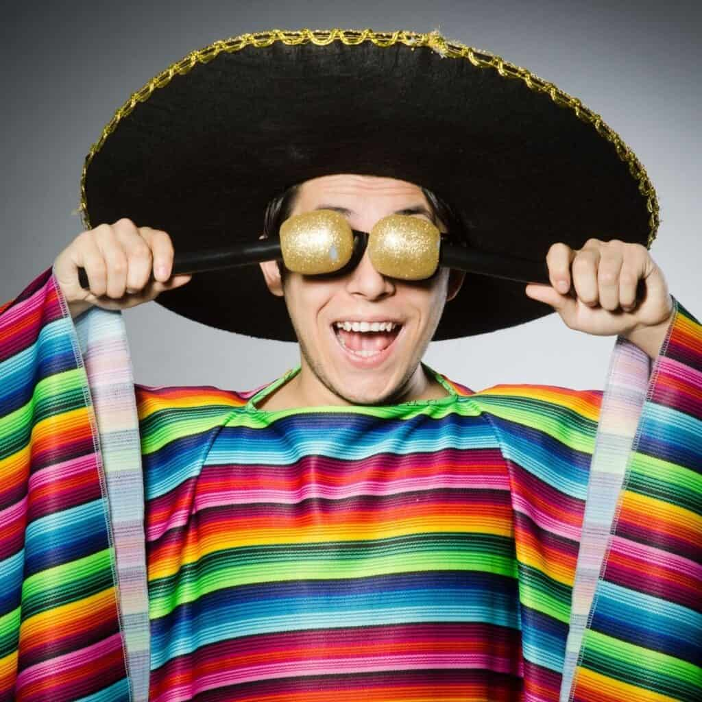 Best Dress Up Party Themes For Adults mexican costume