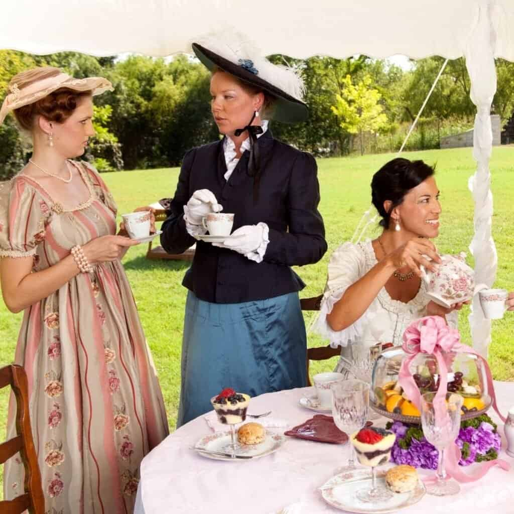 Best Dress Up Party Themes For Adults victorian costumes