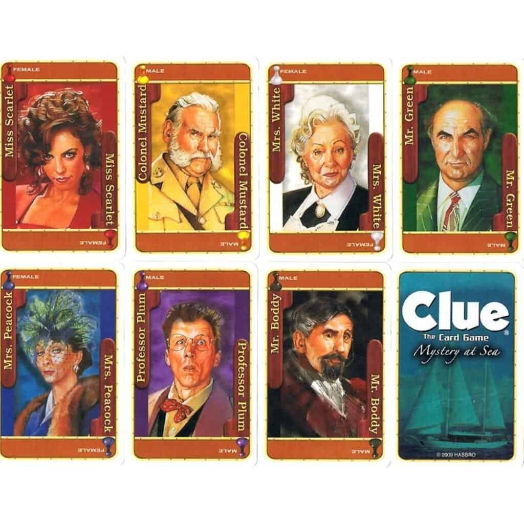 Best Dress Up Party Themes For Adults clue game