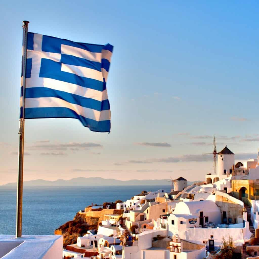 Best Dress Up Party Themes For Adults greek flag