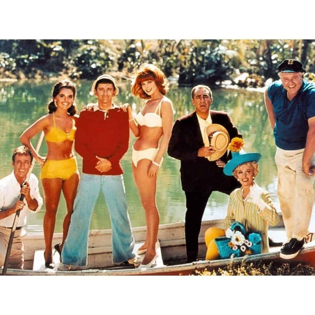 Best Dress Up Party Themes For Adults gilligans characteres