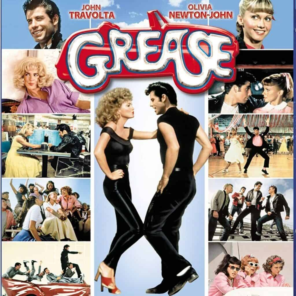 Best Dress Up Party Themes For Adults grease cast