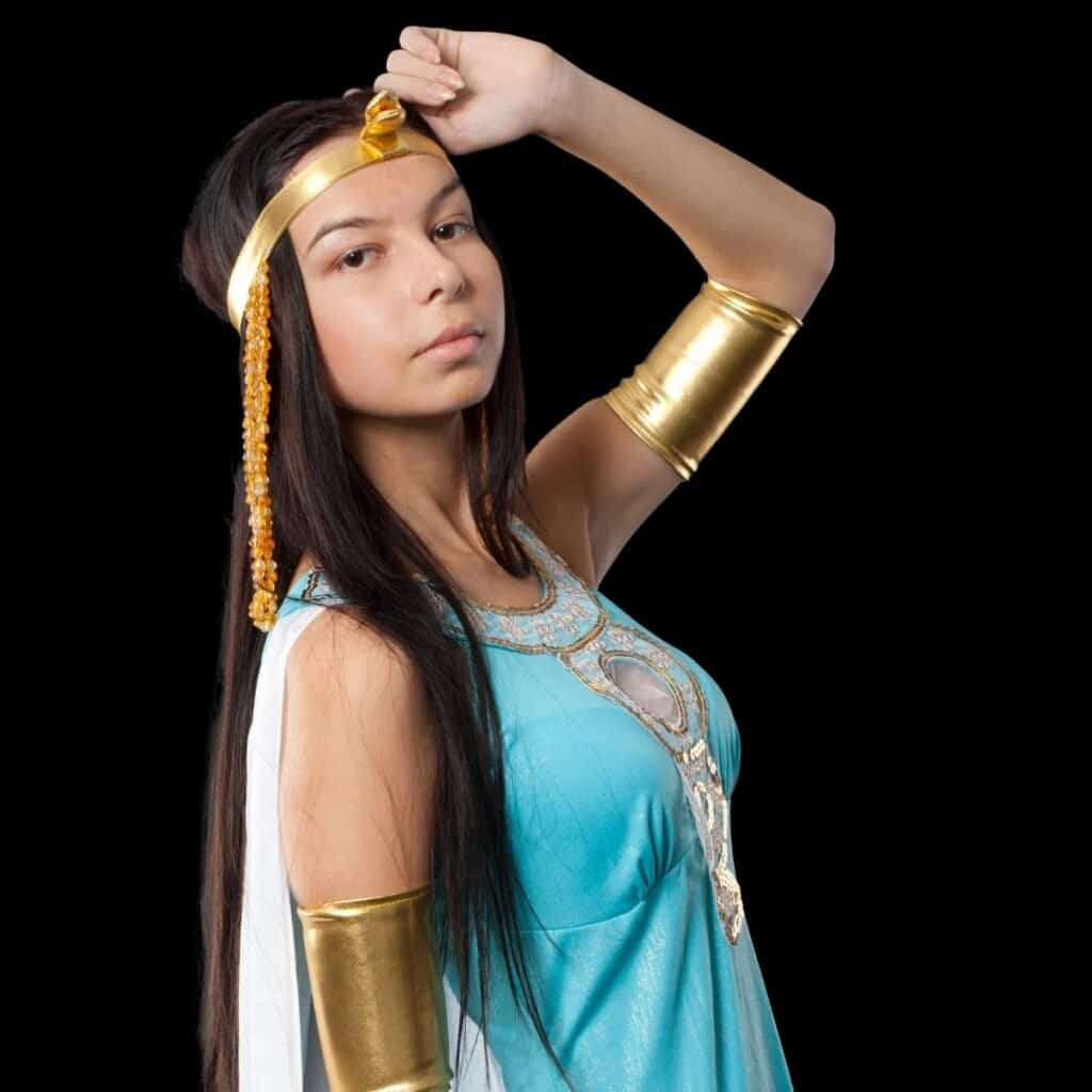 Best Dress Up Party Themes For Adults egypt woman