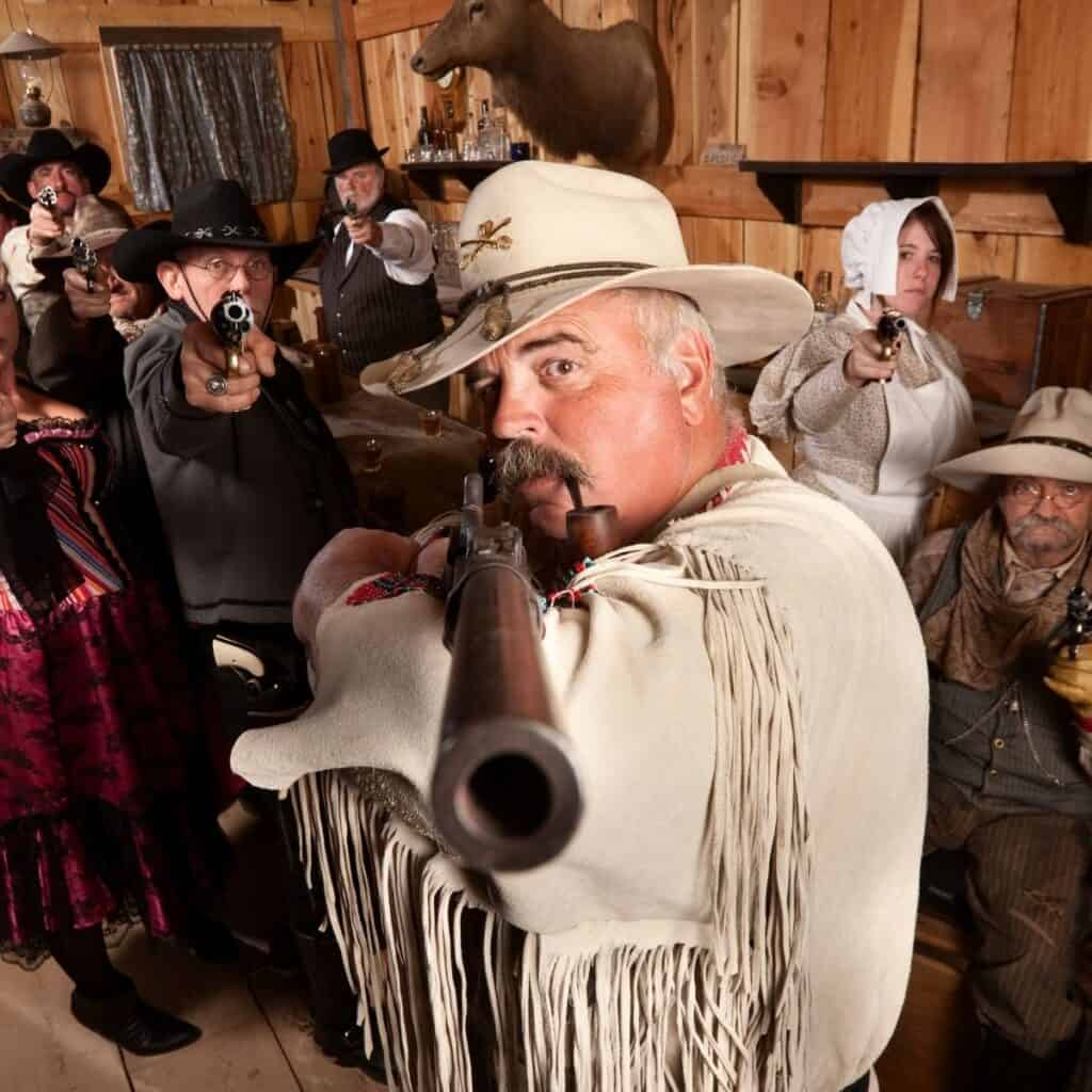 Best Dress Up Party Themes For Adults wild west costumes