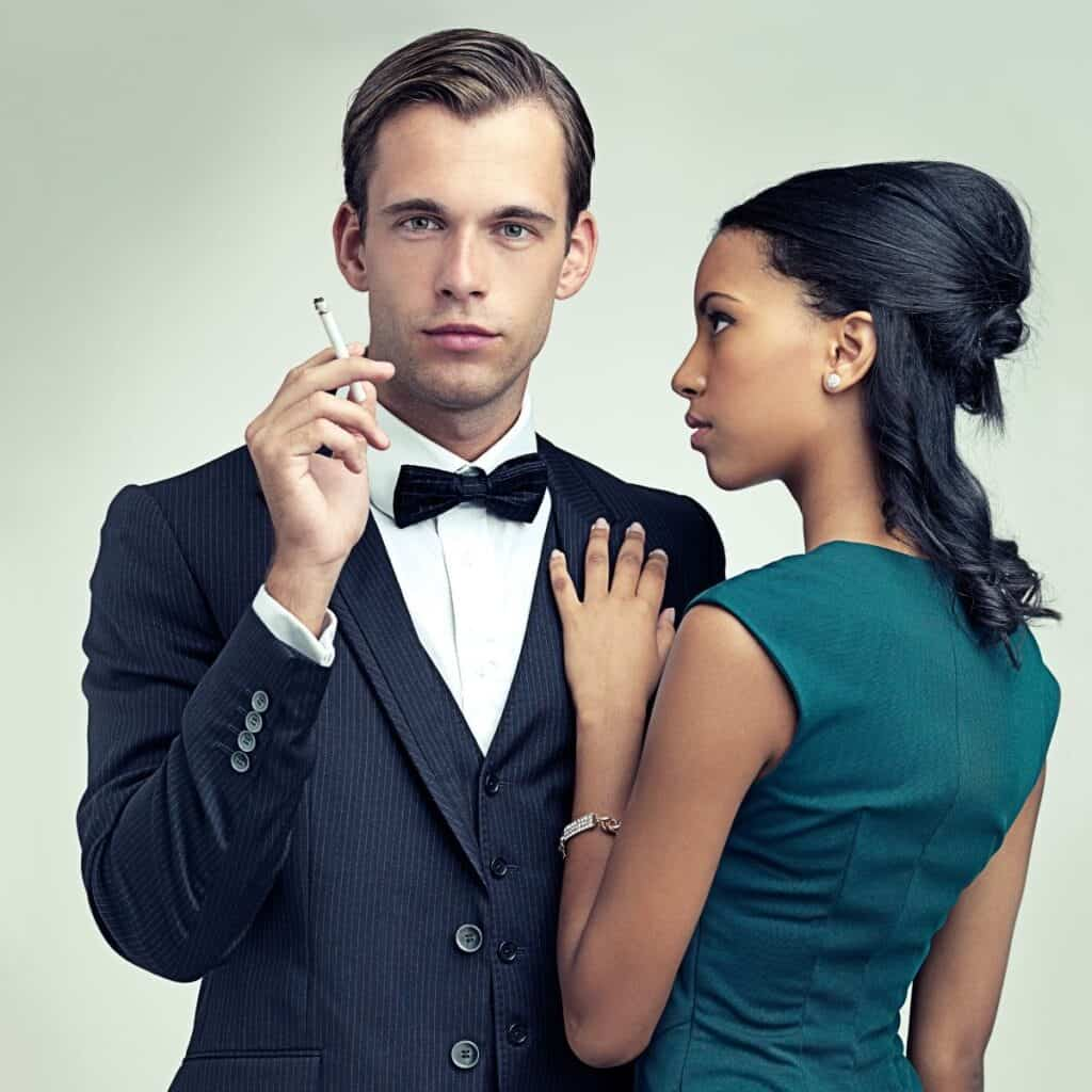 Best Dress Up Party Themes For Adults james bond look alike