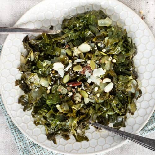 Keto Collard Greens