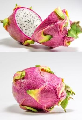 Asian Fruit - dragon fruit