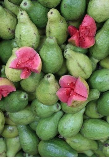Asian Fruit - guava