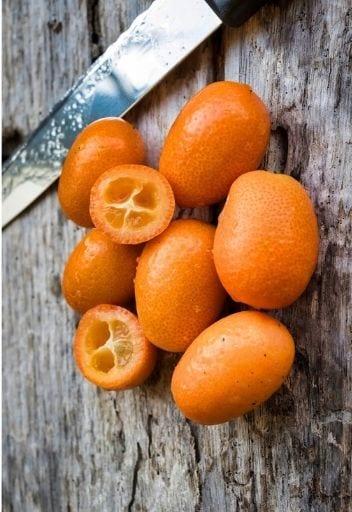 Asian Fruit - kumquat