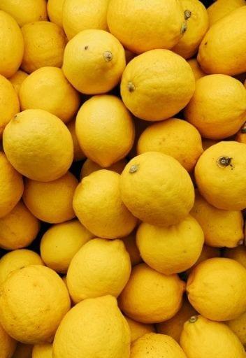 Asian Fruit - meyer lemons