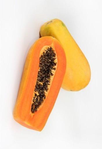 Asian Fruit - papaya