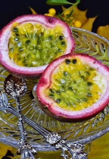Asian Fruit - passion fruit