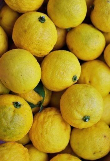 Asian Fruit - yuzu