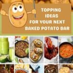 Prep-Ahead Party Topping Ideas For Baked Potato Bar