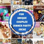 pictures of Fun Unique Couples Dinner Party Ideas