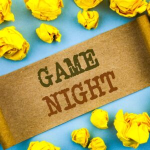 game night cover